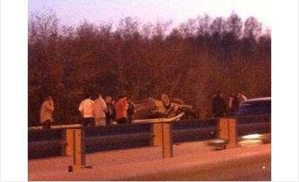 Погибла после аварии на Советском шоссе пассажирка «Mitsubishi»