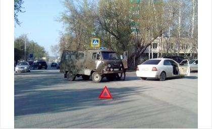 Обзор воскресных автоаварий в Бердске