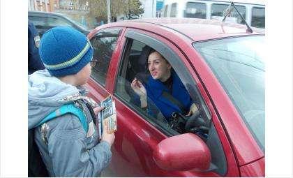 Акцию «Ремни безопасности» в Бердске провела ГИБДД