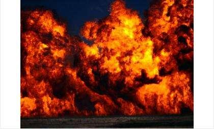 Взорвался цех по производству снарядов в Искитиме. Угроза повторного взрыва