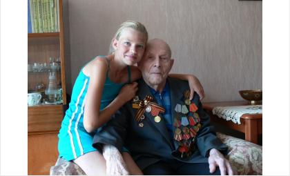 Поразительна судьба моего деда-фронтовика. Он перешагнул 100-летие