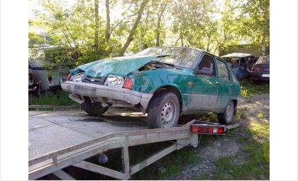 ДТП на перекрестке в Бердске совершил 17-летний «гонщик»