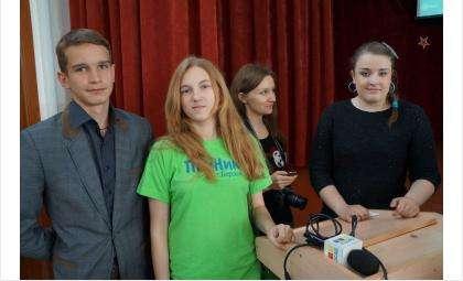 """В конкурсе """"Юный парламентарий"""" победили двое бердчан"""
