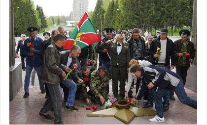 День пограничника 28 мая впервые пройдет в парке Бердска