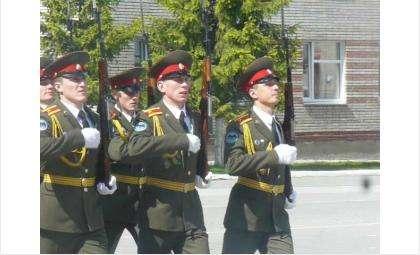 День Новосибирского военного училища (видео)