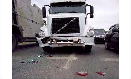 ДТП произошло на перекрестке