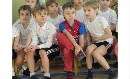 Воспитанники детсада №16 «Белочка»