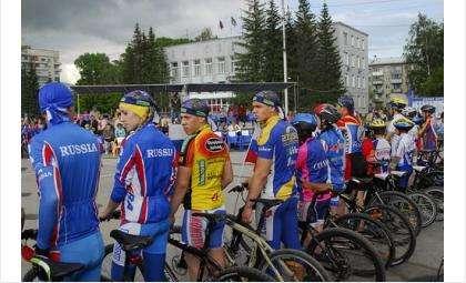 В велогонках примут участие и спортсмены, и любители велоспорта