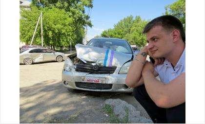 Друг жениха из-за аварии не доехал на свадьбу в Бердске