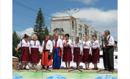 Международный фестиваль национальных культур традиционно проводится в Бердске