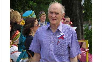 Первый секретарь бердского горкома КПРФ Сергей Бессонов