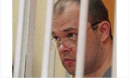 Мэр Бердска Илья Потапов находится за решеткой с 1 мая 2013 года