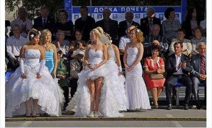 В Бердске состоится парад невест