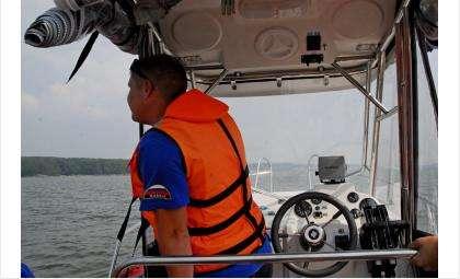 Спасатели из Бердска искали утонувших