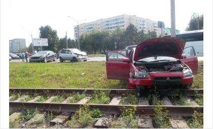 "В ДТП пострадала женщина-пассажир ""Мазды"""