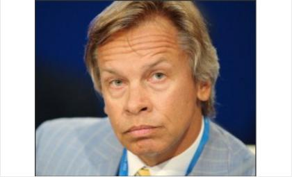 Фото: ИТАР-ТАСС Председатель думского комитета по международным Алексей Пушков