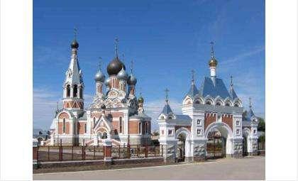 В Преображенском соборе Бердска много чтимых икон и святынь