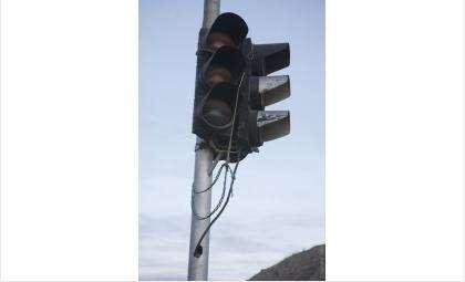 Ждите ДТП на перекрестках Бердска