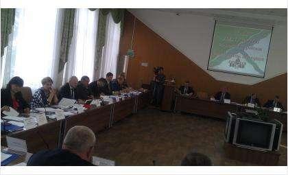 Сессия депутатов Бердска