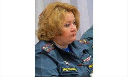 Полковник внутренней службы Людмила Рожко