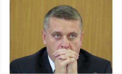 И.о. мэра Бердска Андрей Михайлов за передачу коммунального комплекса в концессию