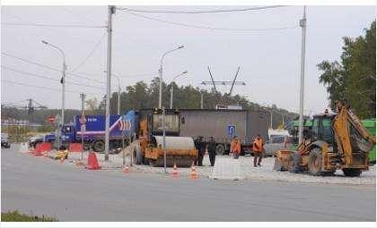 Развязка на Бердском шоссе станет 5-полосной и избавит от пробок
