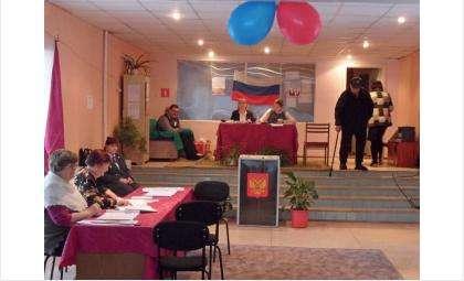 На избирательных участках в Бердске низкая явка избирателей