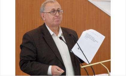 Николай Леванов, бывший директор МУП КБУ