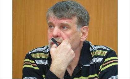 Виталий Шапран - зампредседателя комитета по законности и правопорядку горсовета Бердска, член Союза журналистов России