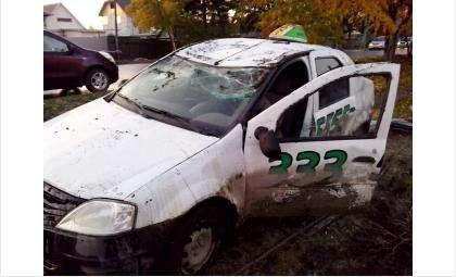 Таксист-перевертыш не пострадал