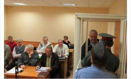 Предварительные слушания по делу Голубева прошли в закрытом режиме