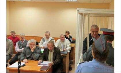Первый судебный процесс по делу Голубева состоится 22 октября 2014 года