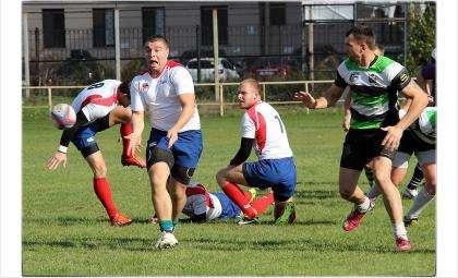 Во время матчей регбисты нередко получают травмы