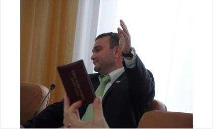 Депутат Алексей Осин вошел в комитет по законности в горсовете Бердска (видео)