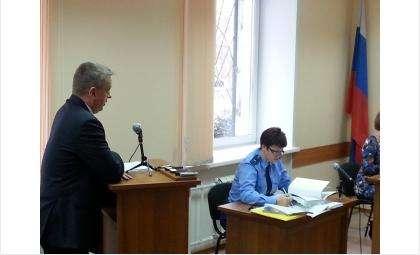 Андрей Михайлов в суде