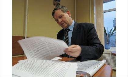 Вице-мэр по ЖКХ Серегй Носов уверяет, что Бердск готов к зиме и отсутствие паспорта готовности - недоразумение