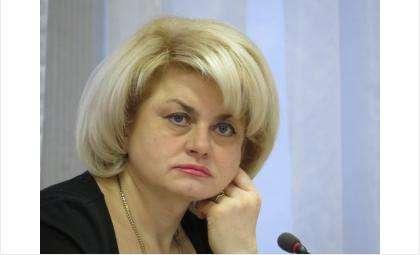 Начальник управления ПФР по Бердску Елена Чуль