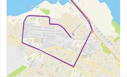 Схема движения маршруток №367. Инфографика портала НГС