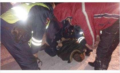 Пьяного водителя «Тойоты Премио» скрутили сотрудники ГИБДД