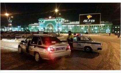Вокзал Новосибирск-Главный находился в оцеплении из-за сообщения о бомбе
