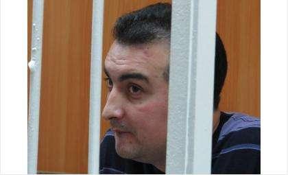 Подсудимый Владимир Мухамедов