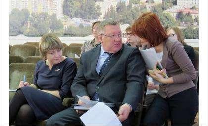 Начальник управления финансов и налоговой политики Бердска Евгений Шмендель