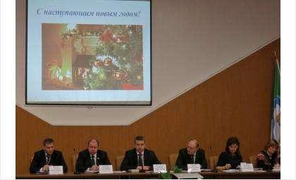 29 декабря состоялась последняя в 2014-м планерка в мэрии Бердска