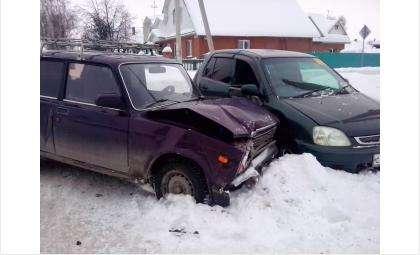 Причина аварии в нарушении ПДД