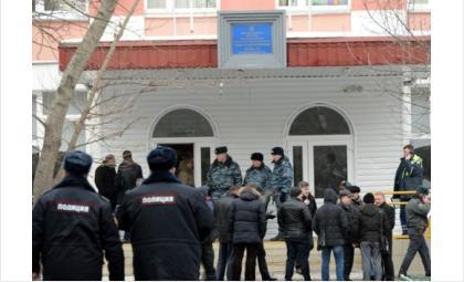Операция по освобождению заложников в школе №263 города Москвы