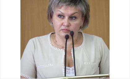 Директор управления образования и молодежной политики Бердска Наталья Ким