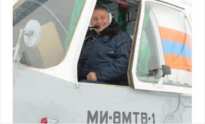 Летчик-снайпер, полковник авиации Сергей Лобода