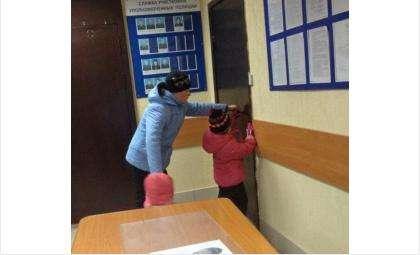 29-летняя Анна - мать троих дочерей. Одну дочь, родившуюся 13 января 2015 года, она подкинула в подъезд чужого дома. Фото читателя Бердск-онлайн