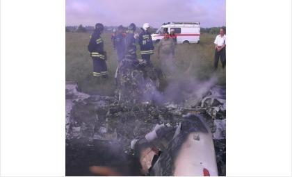 8 августа 2014 года на бердском аэродроме разбился самолет Як-52 Заживо сгорели девушка-курсант и пилот