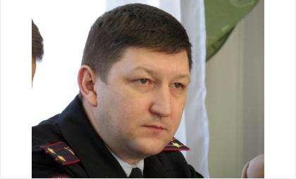 Замначальника ОМВД-начальник полиции, подполковник полиции Назар Жилин